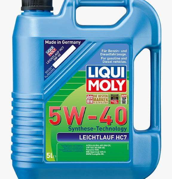 LEICHLAUF HC7 5w-40-5L